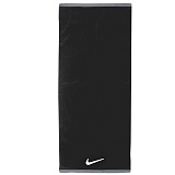 Полотенце NIKE FUNDAMENTAL TOWEL LARGE BLACK/WHITE 2020