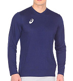 Теннисная  футболка ASICS M MAN LONG SLEEVE TEE SYRONG NAVY
